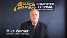 City of Waverly uses Quick Connect for all their Computer needs!