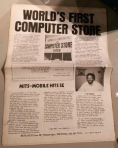 The World's First Computer Store